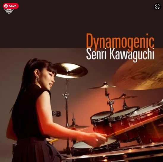 Senri Kawaguchi Dynamogenic album download Flac Mp3 aac zip rar