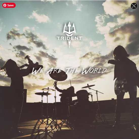 TRiDENT WE ARE THE WORLD album download Mp3 Flac aac zip rar