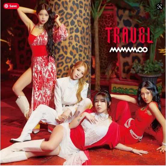 MAMAMOO TRAVEL album download Flac Mp3 aac zip rar