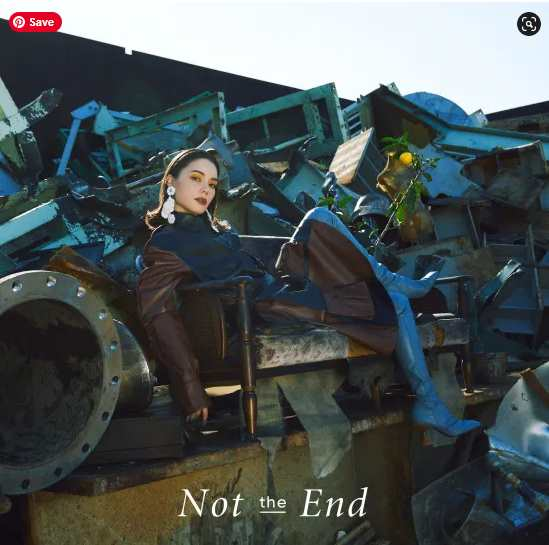 Rei Yasuda Not the End single download Flac Mp3 aac zip rar
