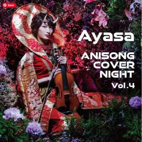 Download Album Ayasa – ANISONG COVER NIGHT Vol.4 Flac Aac zip rar