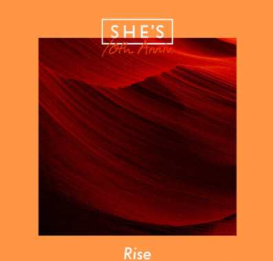 Download [Album] SHE'S – Rise [Mp3 320Kbps Rar][2021.03.19] zip flac aac