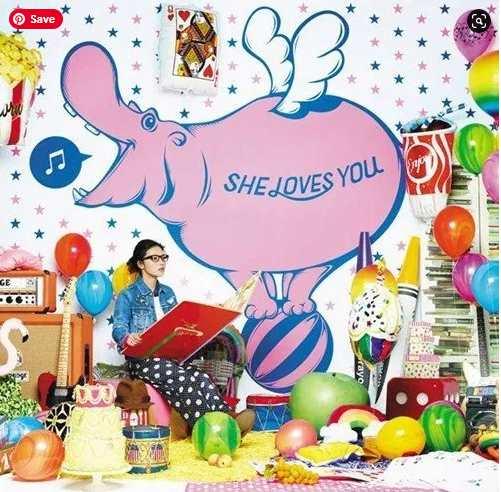 YUI SHE LOVES YOU album download Flac Mp3 aac zip rar